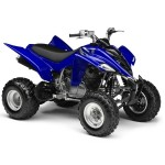 YFM 350 Raptor